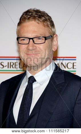 LOS ANGELES, CA - FEBRUARY 23: Kenneth Branagh at the 7th Annual