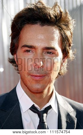 UNIVERSAL CITY, CA - OCTOBER 02, 2011: Shawn Levy at the Los Angeles premiere of 'Real Steel' held at the Gibson Amphitheatre in Universal City, USA on October 2, 2011.
