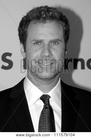 Will Ferrell at the 75th Diamond Jubilee Celebration for the USC School of Cinema-Television held at the USC's Bovard Auditorium in Los Angeles, USA on September 26, 2004.