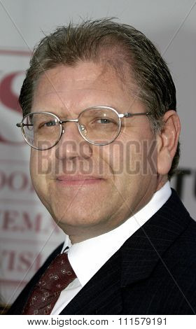 Robert Zemeckis at the 75th Diamond Jubilee Celebration for the USC School of Cinema-Television held at the USC's Bovard Auditorium in Los Angeles, USA on September 26, 2004.