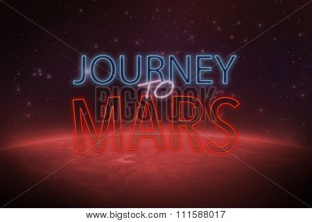 interplanetary journey to mars (space exploration on red planet)