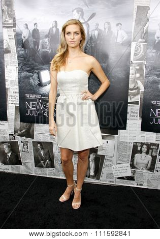 Margaret Judson at the HBO's Season 2 Premiere Of