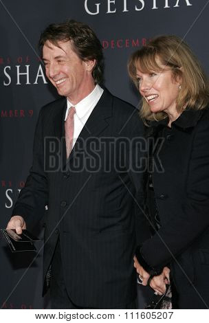 Martin Short attends The DreamWorks SKG and Sony Pictures Premiere of