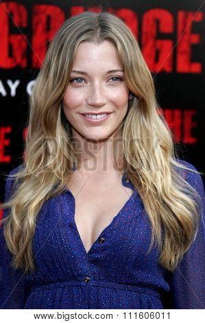 10/08/2006 - Buena Park - Sarah Roemer at the World Premiere of