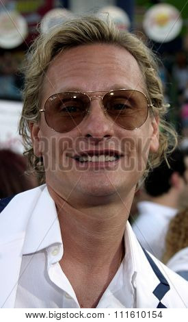 HOLLYWOOD, CALIFORNIA - June 13 2005. Carson Kressley attends at the