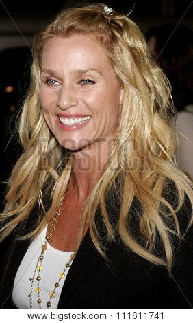 BEVERLY HILLS, CALIFORNIA. October 10, 2006. Nicollette Sheridan at the World Premiere of
