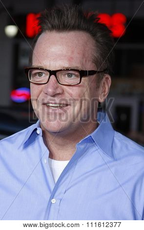 Tom Arnold arrives to the World Premiere of