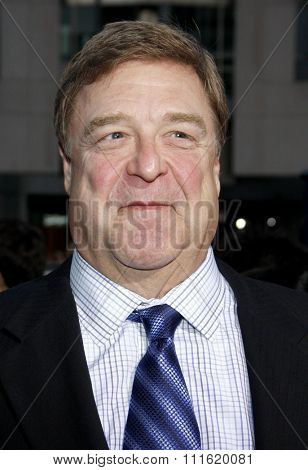 John Goodman at the Los Angeles premiere of 'Argo' held at the AMPAS Samuel Goldwyn Theater in Beverly Hills, USA on October 4, 2012.