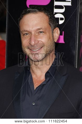 Alan Poul at the Los Angeles premiere of