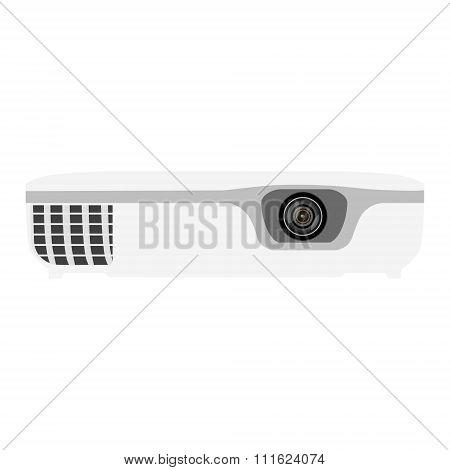 Realistic video projector