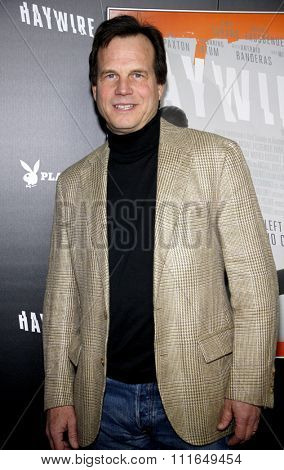 Bill Paxton at the Los Angeles Premiere of
