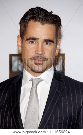 Colin Farrell at the 7th Annual
