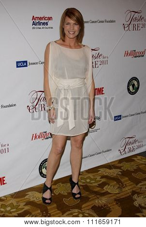 BEVERLY HILLS, CALIFORNIA - April 15, 2011. Kathleen Rose Perkins at the Taste For A Cure 2011 held at the Beverly Wilshire Hotel in Los Angeles.