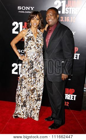 Holly Robinson Peete at the Los Angeles Premiere of