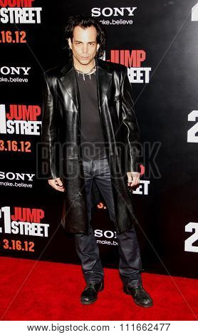 Richard Grieco at the Los Angeles Premiere of