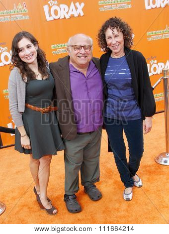 Danny DeVito at the Los Angeles Premiere of