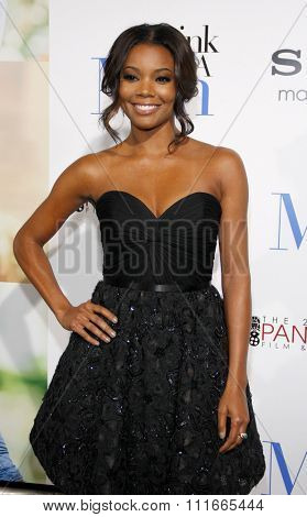 Gabrielle Union at the Los Angles Premiere of