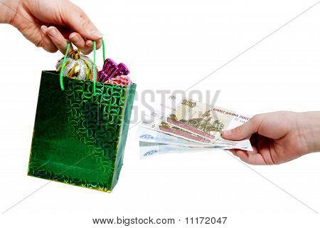 Purchase and sale