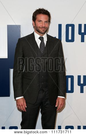 NEW YORK-DEC 13: Actor Bradley Cooper attends the