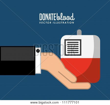donate blood design