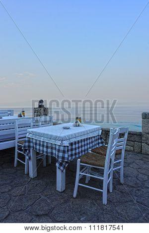 Greek restaurant