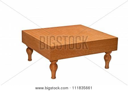 Table For Board Game Go