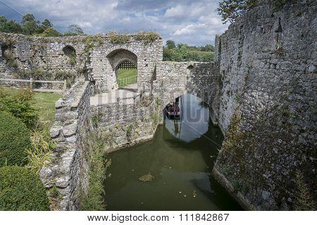 Leeds Castle Moat