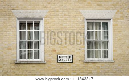 Butter Market