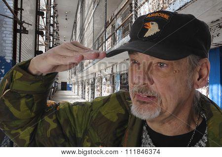 Veteran in Prison