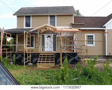 Harbor Springs Home Renovation Project