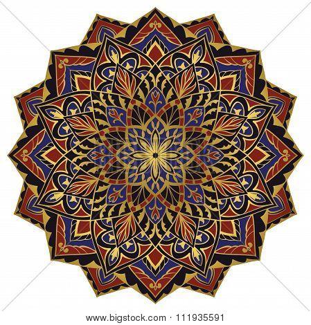 Chic Beautiful Mandala.