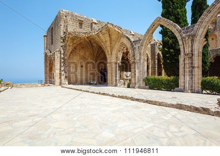 Bellapais Abbey, Kyrenia, North Cyprus