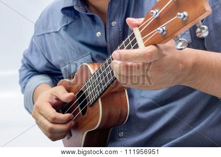 The Ukulele Man