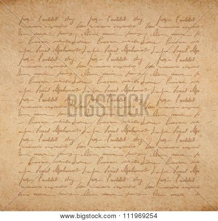 Scrapbooking Letter