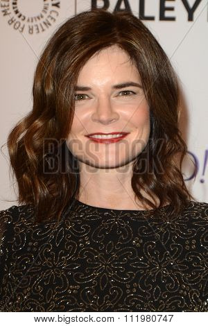 LOS ANGELES - DEC 14:  Betsy Brandt at the An Evening with