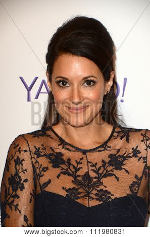 LOS ANGELES - DEC 14:  Angelique Cabral at the An Evening with