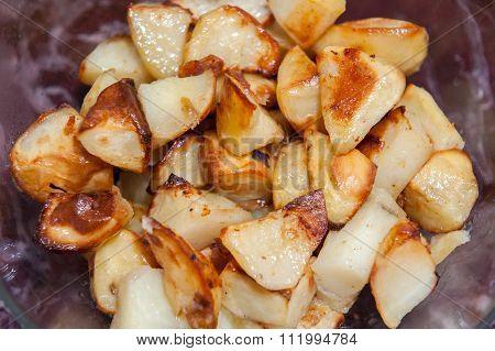 Potato roasties