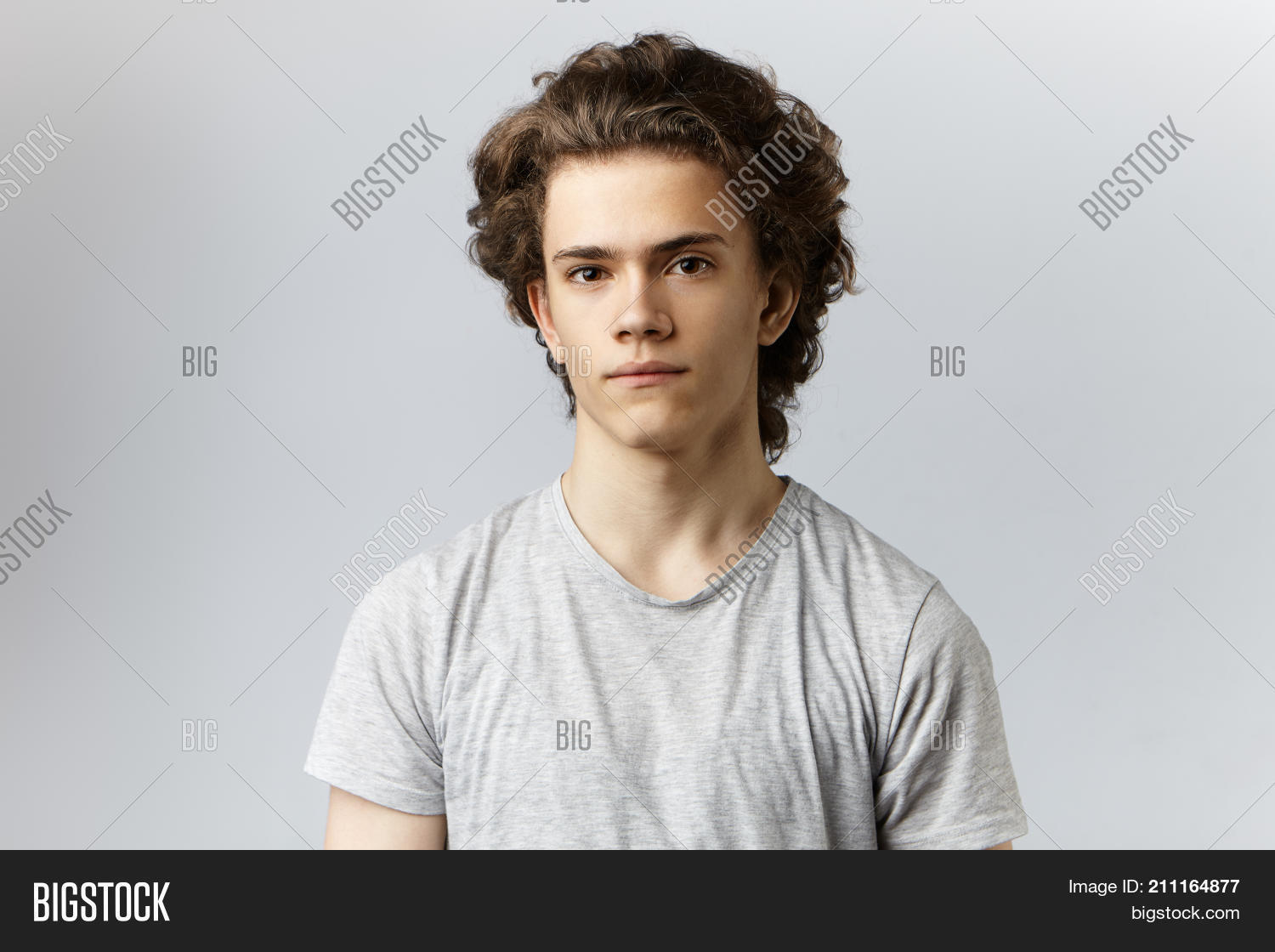Picture Handsome Young Image Photo Free Trial Bigstock