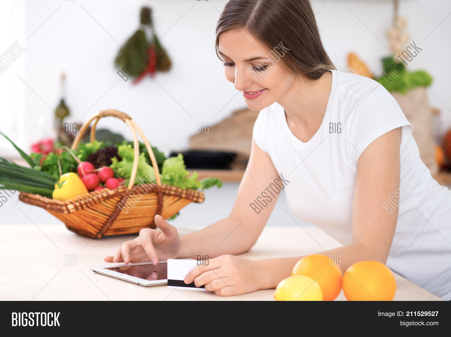 young woman making image photo free trial bigstock