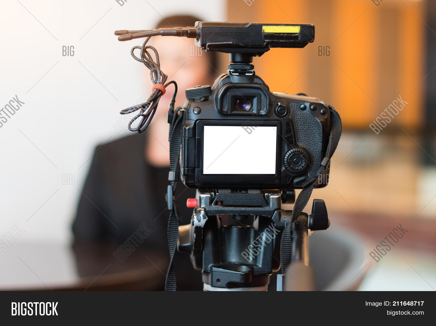 Blur Video Camera Image Photo Free Trial Bigstock