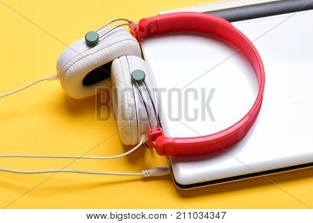 Sound Recording Idea. Music And Digital Equipment Concept