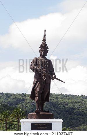Ratchapak Park Hua Hin king Narai the great