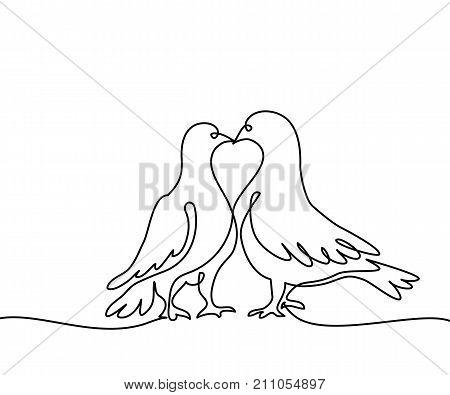 Two Swans Logo