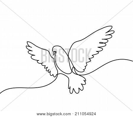 Flying Pigeon Logo