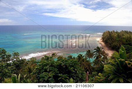 Kalalau Trail Lookout