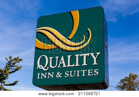 Quality Inn And Suites Exterior And Logo
