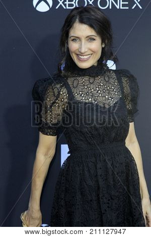 LOS ANGELES - OCT 22:  Lisa Edelstein at the