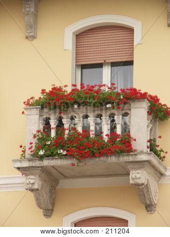 Balcony Window #2