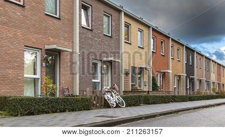 European Style Townhouses