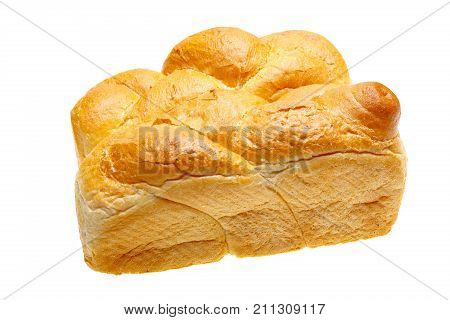One Shaped Challah For Shabbat